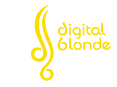 Click to return to the Digital Blonde Homepage